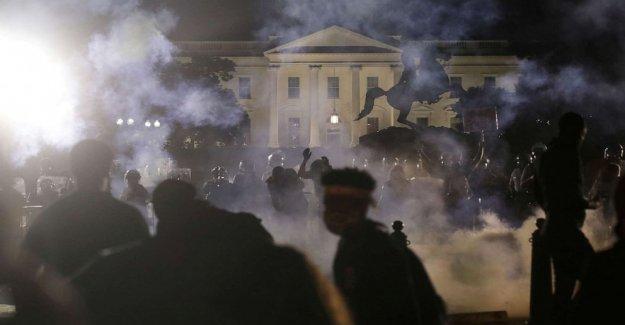 Las protestas masivas podría conducir a una nueva oleada de infecciones por coronavirus
