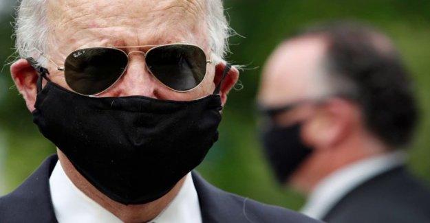 Liz Peek: Invisible Joe Biden – Puede candidato Demócrata realmente ocultar a través de el Día de las Elecciones?
