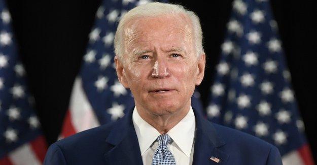 Llamadas de Biden a nombre de un negro compañero de crecer más fuerte