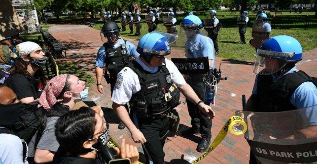Los legisladores reaccionar a la ofensiva en contra de George Floyd protestas