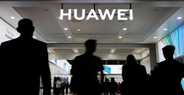 Los ministros del interruptor de la señal en la política sobre Huawei 5G