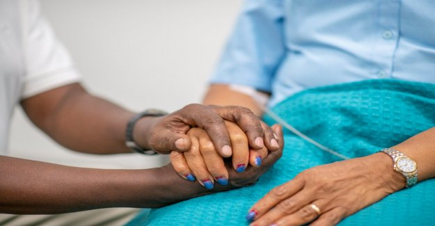 Los negros hospitalizados con coronavirus a una velocidad cuatro veces mayor que la de los blancos, los datos de Medicare revela