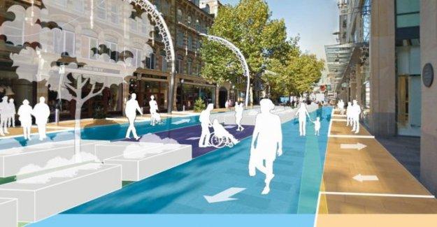 Los planes para 'abrir' Cardiff después de bloqueo de revelado
