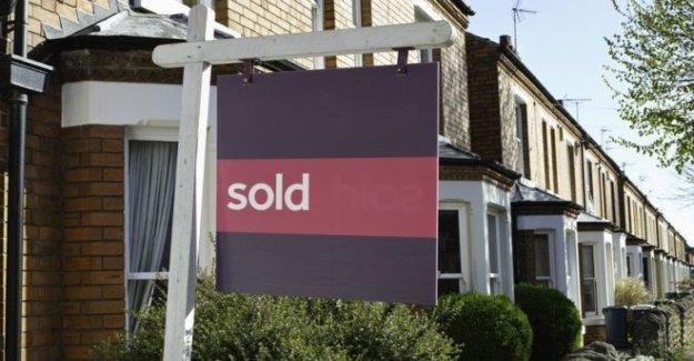 Los precios de la vivienda en la mayor caída mensual de 11 años