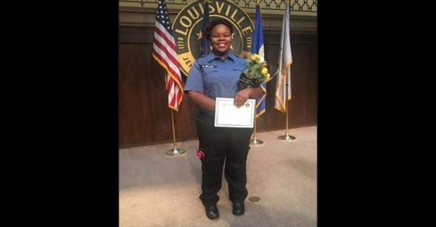 Louisville detective en Breonna Taylor tiro se disparó