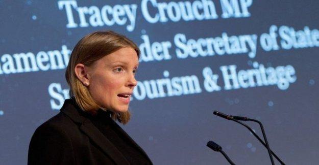 MP Tracey Crouch diagnosticada con cáncer de mama