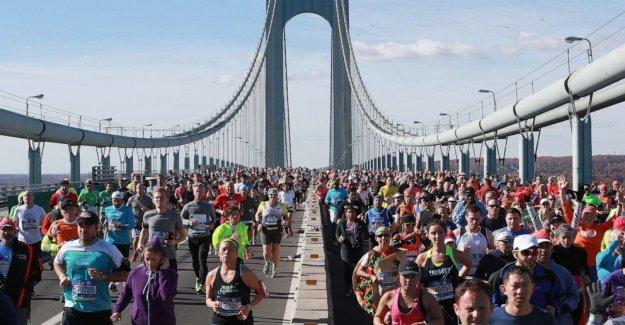 Maratón de nueva York cancelado debido a coronavirus