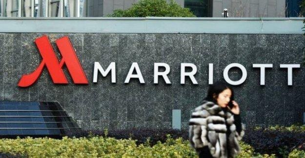 Marriott vuelve a abrir hoteles en China como los viajes de los rebotes