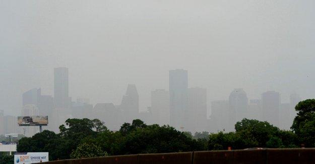 Más de intrusión de polvo se mueve en la Costa del Golfo de esta semana