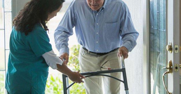 Massachusetts se convierte en el 1er estado para permitir que socialmente se distanció de las visitas a algunos hogares de ancianos