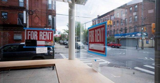Mercado inmobiliario de nueva York ve fuerte aumento en los listados de estado después de la reapertura de