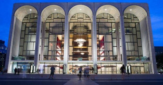 Met Opera cortes temporada por 3 1/2 meses, para acortar algunos espectáculos