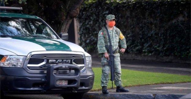 México lanza redadas después de intento de asesinato