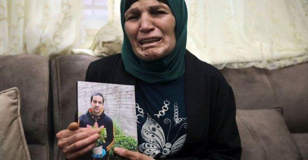 Ministro de defensa israelí pide disculpas por los Palestinos de la muerte de