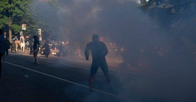 Minnesota hombres acusados de presuntamente tras arrojar cócteles Molotov en la corte durante George Floyd disturbios