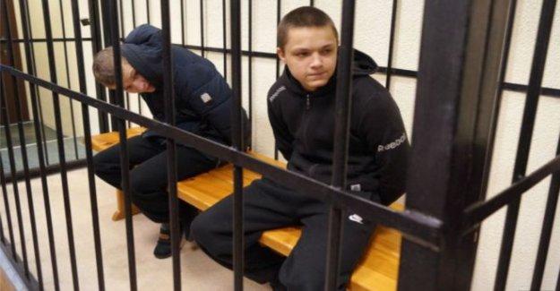 Mis hermanos en la Europa del último corredor de la muerte'
