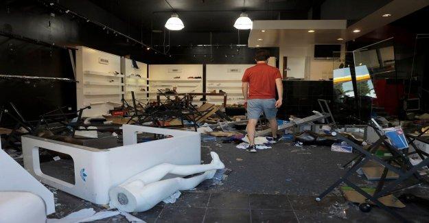 Missouri AG dice que todos los de San Luis sospechosos detenidos por los saqueos, disturbios se han publicado: la Impresionante desarrollo