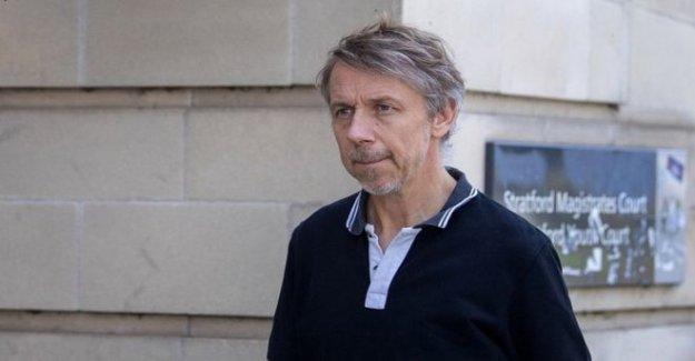 Mujer culpable de acoso DJ Gilles Peterson