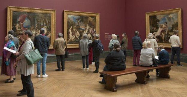 Museos y galerías de no reabrir el 4 de julio