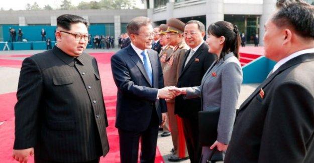 N Corea 'suspende la acción militar contra el Sur
