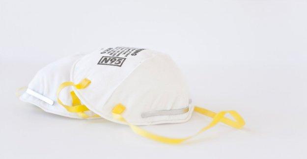 N95 falta de Minnesota cuidado de la salud de los trabajadores de la reutilización de estos respiradores de protección: Es 'desagradable'