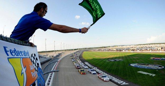 NASCAR regresar a Nashville, en el 2021 con la Serie de la Copa de la carrera, la pista dueño le dice: