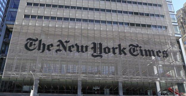 NY Times allí va: ¿Donald Trump quiere un segundo mandato?
