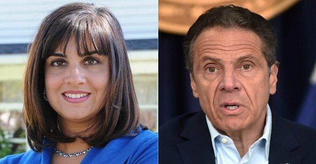 NY legislador empuja de vuelta después de Cuomo reivindicaciones del partido REPUBLICANO  jugando a la política con el hogar de ancianos muertes