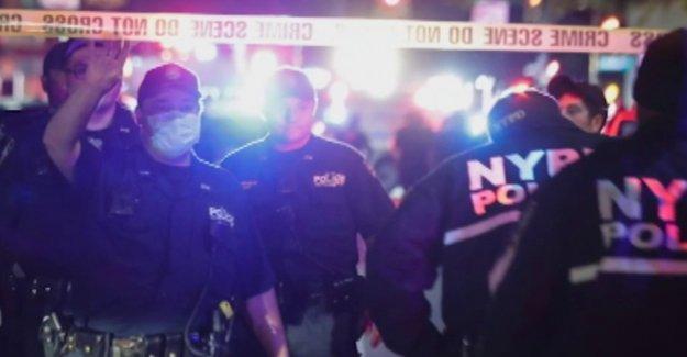 NYPD unión de jefes de rip políticos para anti-cop push: 'nos están pidiendo que nos alejarme de ti'