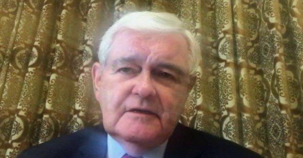 Newt Gingrich: Lo que el Presidente de Triunfo se debe decir a los Estadounidenses como los disturbios empeora