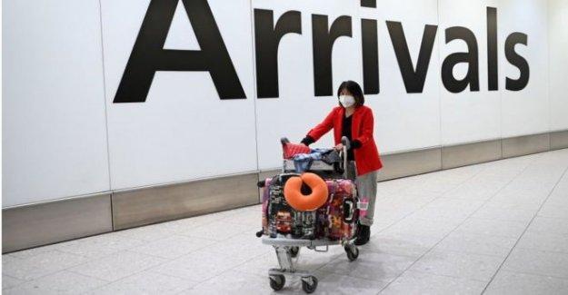 No hay una decisión sobre Gales en el extranjero restricciones de viaje