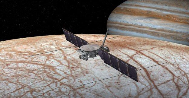 Océano, la luna de Júpiter 'podría ser habitable,' dicen los investigadores