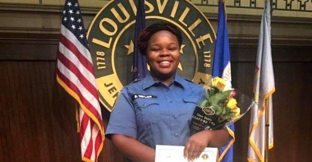 Oficial para ser disparado más de Breonna Taylor disparo