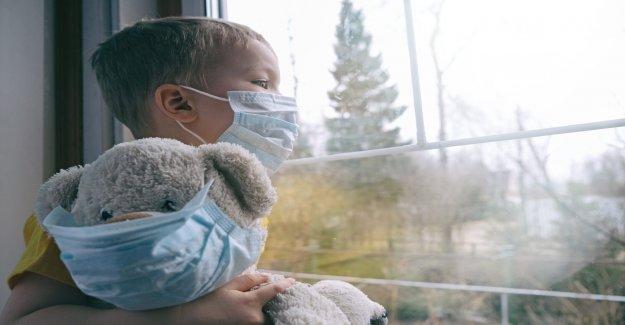 Ohio hospital ve aumentar en pacientes asintomáticos coronavirus casos en niños, médico de reclamaciones
