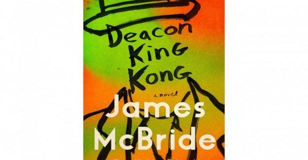 Oprah recoge James McBride del 'Diácono King Kong para el club del libro