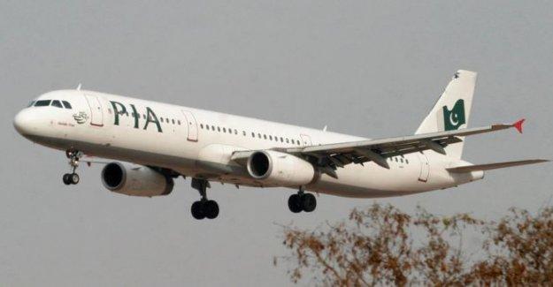 Paquistaní pilotos de la tierra sobre la falsa licencias'