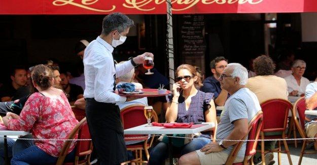 París, cafés, restaurantes parcialmente a abrir post-bloqueo de seguridad