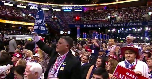 Partido REPUBLICANO de los funcionarios a considerar la posibilidad de Nashville, otras ciudades como sea posible en la Convención Nacional Republicana sitios alternativos