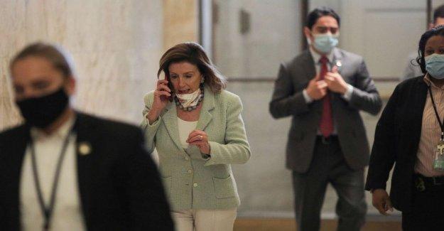 Pelosi ignora el Triunfo a la protesta de los tweets, dice que a ella no le tome su cebo