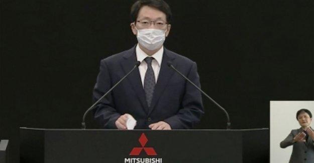 Pierden dinero Mitsubishi dice que los ejecutivos de tomar los recortes salariales