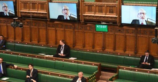 Plan de chatarra digital de los votos del Parlamento devuelve