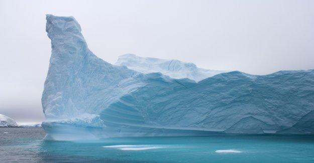 Polo sur se ha calentado a más de 3 veces la tasa mundial durante décadas, los científicos dicen
