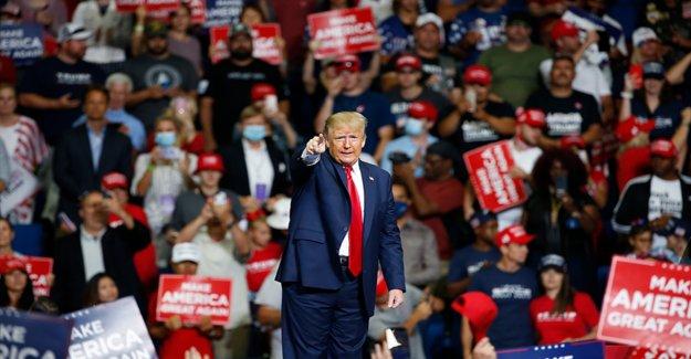 Por qué Trump Tulsa participación es menos importante que su mensaje confuso