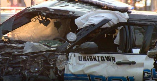 ¿Por qué el hombre que rescató a la cop de crash dice que esto debe servir como una lección