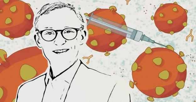 ¿Por qué la gente voluntario para la vacuna de conejillos de indias?