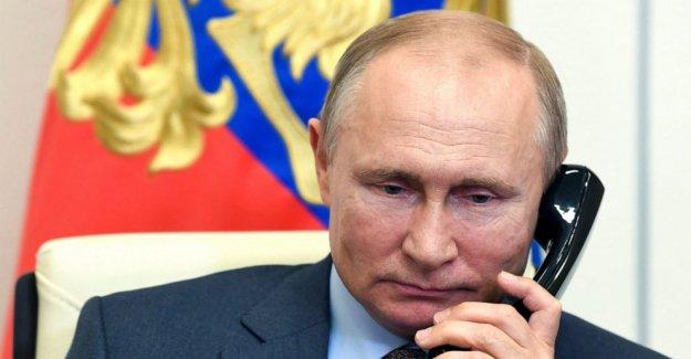 Putin signos de Rusia de la disuasión nuclear de la política