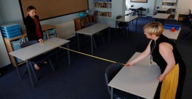 Q&A: ¿Cómo serán las escuelas en Gales volver a abrir?