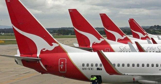 Qantas ejes de la mayoría de los vuelos internacionales hasta octubre