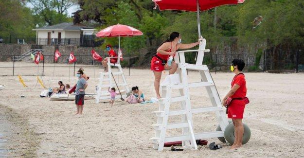 Riesgo frente a la recompensa: ¿son seguros los populares de verano, actividades al aire libre?