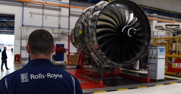 Rolls-Royce confirma 3,000 recortes de empleo en el reino unido